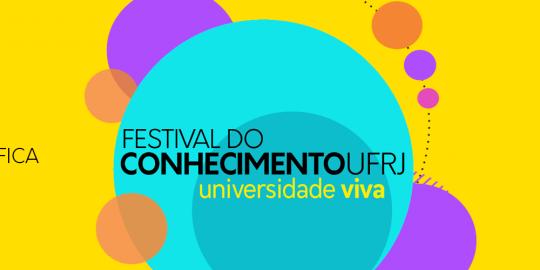 Festival do Conhecimento da UFRJ