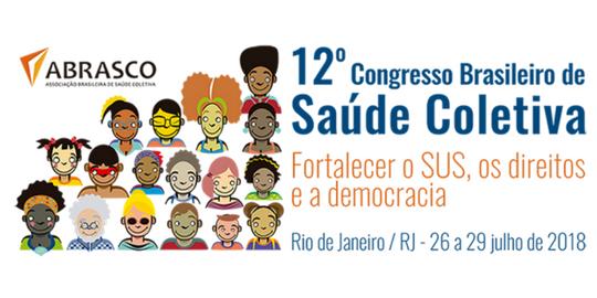12º Congresso Brasileiro de Saúde Coletiva