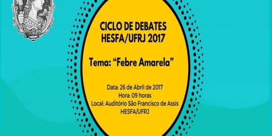 Ciclo de Debates Abril 2017