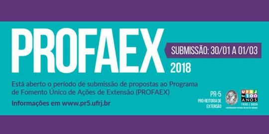 PROFAEX 2018