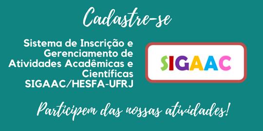SIGAAC/HESFA/UFRJ