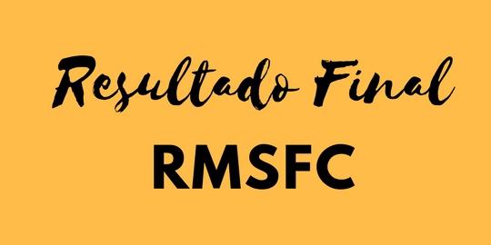 Seleção RMSFC 2018